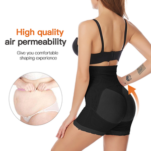 Image 2 - חדש גדול גודל מותניים מאמן ההרזיה Bodyshaper בקרת תחתוני Shapewear התפוצץ גבוהה Lap מותן גוף Shaper