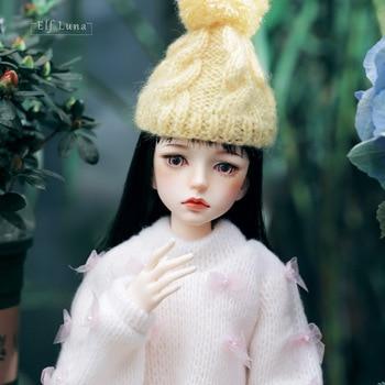 Elf Luna Doll BJD 1/3 Fashion Cuddly Dolls Resin Figure Toys For Girls Best Gift Doll Chateau 2