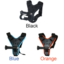 Sports Camera Full Face Front Photography Motorcycle Helmet Jaw Holder Portable Adjustable Chin Mount Fixed For GoPro Hero 8 7 5