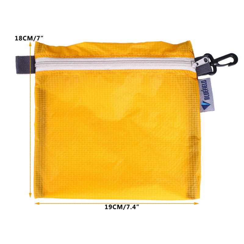 Waterproof Bag Outdoor Camping Hiking Ski Drift Diving With Zipper Storage Bag Waist Pack 4 Colors Pocket Swimming Pouch