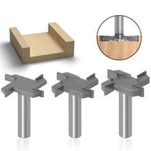 Fraise à bois CNC, 12mm, 1/2