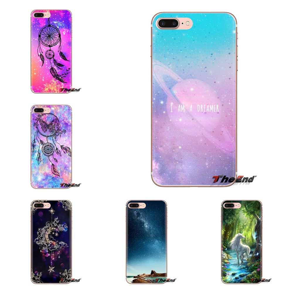 Transparent Tpu Shell Cases For Samsung Galaxy J1 J2 J3 J4 J5 J6 J7 J8 Plus 2018 Prime 2015 2016 2017 Dreamer Fairy Wallpaper Hd Fitted Cases Aliexpress