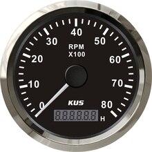 Tachometers New 0-8000 1