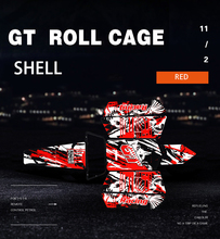 Body Shells with GT Roll Cage for HPI 5B Baja GT Upgrade Parts RC Car Spare Part Red Color High Quality new arrived baja 5b nice alloy wing black color 95141
