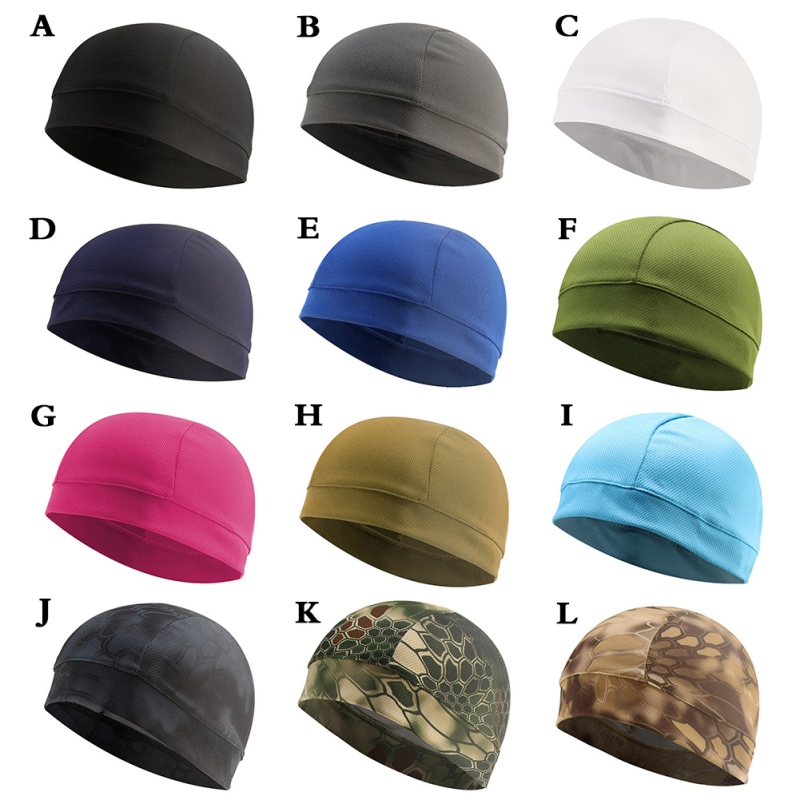 Quick Dry Anti-Sweat Sports Hat Bicycle Cycling Hat Bike Riding Sale Inner Cap Helmet Cycling Cap
