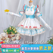 2019 VOCALOID V Girl Hatsune Miku princess Dress cosplay Halloween Party halloween costumes for women
