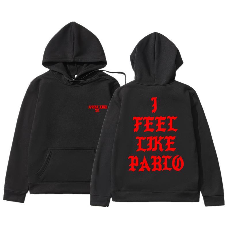 Kanye West I FEEL LIKE  Pablo Hoodie 5