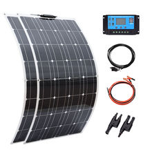 Комплект солнечных панелей boguang 100 Вт 200 300 400 полная