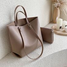 Большая женская сумка на одно плечо популярная новая Корейская