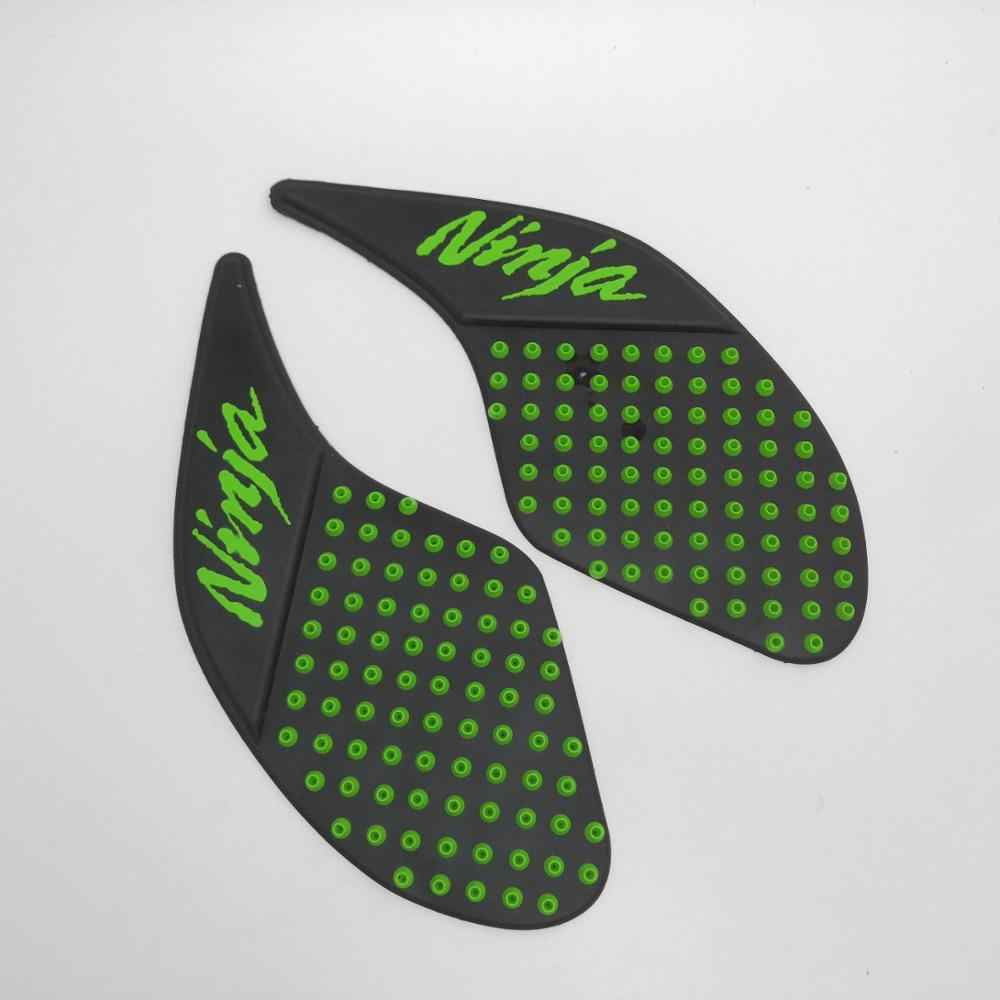 Motorcycle tank pad//grips protector sticker//Protective Pad For Kawasaki Ninja 250//300 Z250 Z300 2008-2016