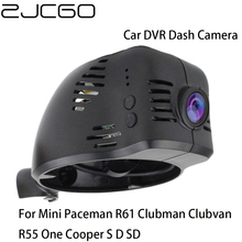 Car DVR Registrator Dash Cam Camera Wifi Digital Video Recorder for Mini Paceman R61 Clubman Clubvan R55 One Cooper S D SD sd dvr high resolution digital video recorder for fpv system