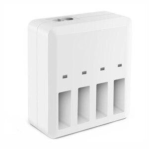 Image 3 - Concentrador de carga de batería múltiple para Dron, cargador Tello para DJI Tello EDU, Batería de Vuelo Inteligente de 1100mAh, carga rápida, enchufe US/EU