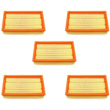 Replacements Kits Hepa Filter for Karcher NT25 NT35 NT360 NT45/1 NT55/1 NT361 NT561 NT611 Vacuum Cleaner Filter