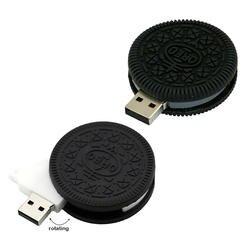 Милые печенье Oreo накопитель 4 ГБ 8 ГБ 16 GB еда USB флешка Memory Stick USB 2,0 U диска usb-накопитель U диск