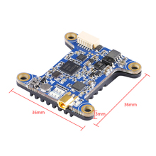 цены iFlight The Force Long Range 5.8G 1W 48ch Transmitter Module 25mw 200mw 400mw 800mw 1000mw Video Transmission FPV VTX For Drone