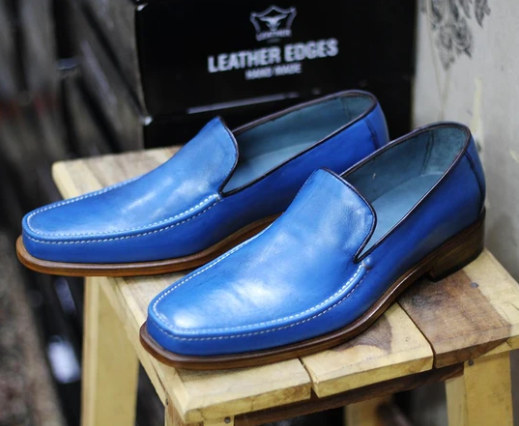 Men Pu Leather Shoes Low Heel Fringe Shoes Dress Shoes Brogue Shoes Spring Ankle Boots Vintage Classic Male Casual YK091