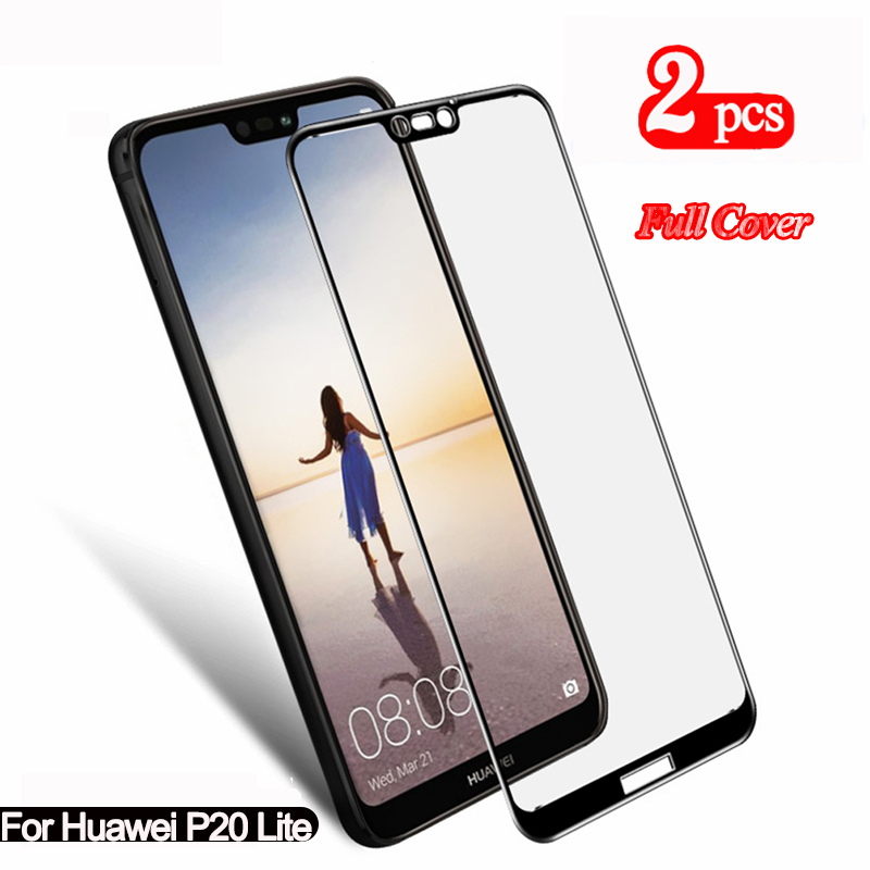 2PCS Tempered <font><b>Glass</b></font> For <font><b>Huawei</b></font> <font><b>P20</b></font> Lite Screen Protector For <font><b>P20</b></font> Pro Glas Protective <font><b>Glass</b></font> P 20 P20Lite P20Pro 20lite <font><b>light</b></font> Film image