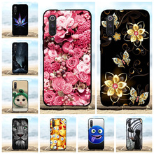 For Xiaomi Mi 9 SE Cover Ultra-thin Soft TPU Silicone Phone Case Girl Patterned Shell Capa