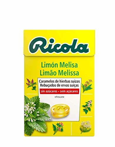 Ricola Caramelle Con Limone E Menta, Senza Zucchero, 45 G