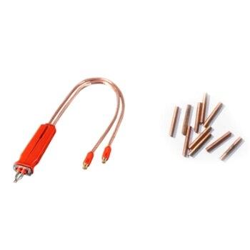 HB-70B Battery Spot Welding Pen for Polymer Lithium Battery Welding Spot Welding Machine Pen for 709A 709AD Series Spot Welding