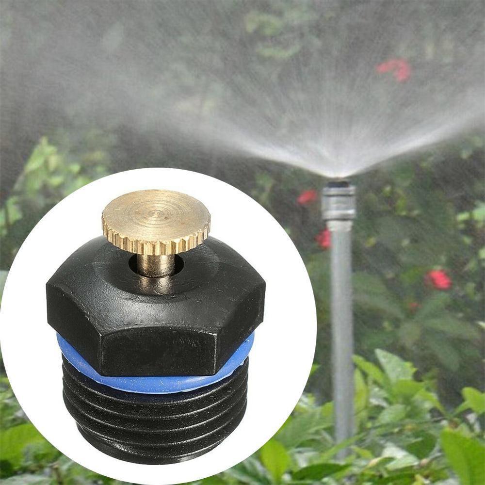 5Pcs Yard Garden Gas Sprinkler Heads Water Lawn Irrigation Spray System Trendy