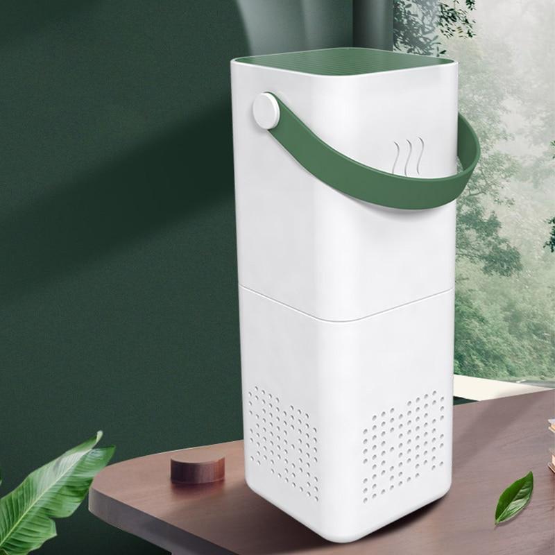 KBAYBO HEPA Air Purifier Filter Ion Generator Allergen Pollen Dust Pest Dander Smoke PM2.5 Eliminator Air Fresh Cleaner