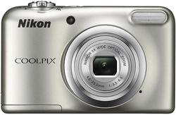 FULL NEW Nikon COOLPIX A10 Digital Camera 16.1MP 5X Zoom NIKKOR Glass Lens