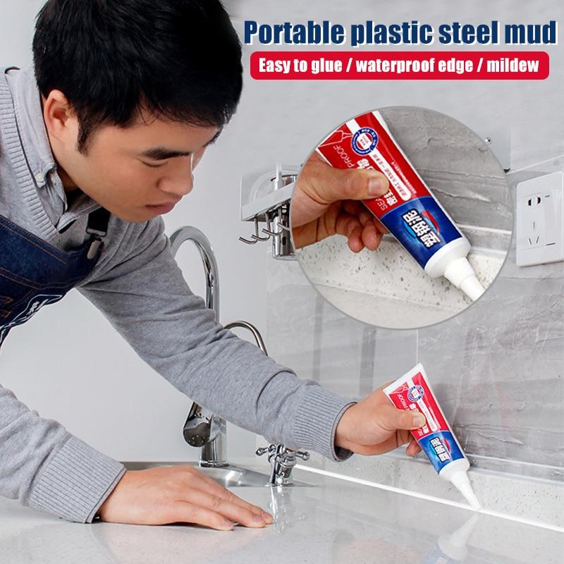 Hot Universal Gaps Repair Paste Glue Waterproof Mildewproof Glue For Home Ceramic Tile D6