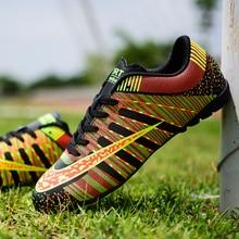 Sneakers Soccer-Shoes Football-Boots Futsal Superfly Kids Original Training Indoor Turf