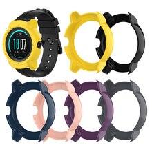 Новая защита жесткого диска чехол противоударный для Ticwatch E2 Смарт-часы спортивные противоударные Защитный чехол рамка