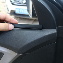 Sealing-Strips Noise-Insulation Window-Protector Windshield Rubber-Seals Auto-Accessories