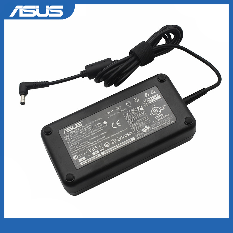 ASUS Original 19.5V 7.7A 150W Laptop Charger AC Adapter ROG G72G G73Y ADP-150NB