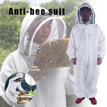 Полный корпус толстый защитный костюм для пчеловодства, профессиональный защитный костюм для пчеловодства TP899