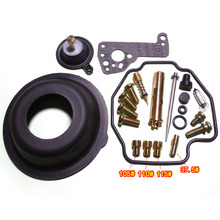 Motorcycle Carburetor Repair Kit With Large and Small Diaphragm for YM Virago XV400 (2NT)3JB