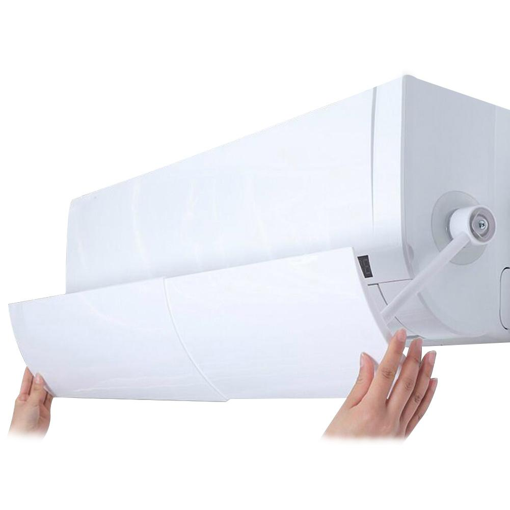 Strong-Willed Anti-direct Retractable Air Conditioning Air Conditioner Cover Exhaust Fan Wind Deflector Deflector Exhaust Fan Accessories Elegant In Style