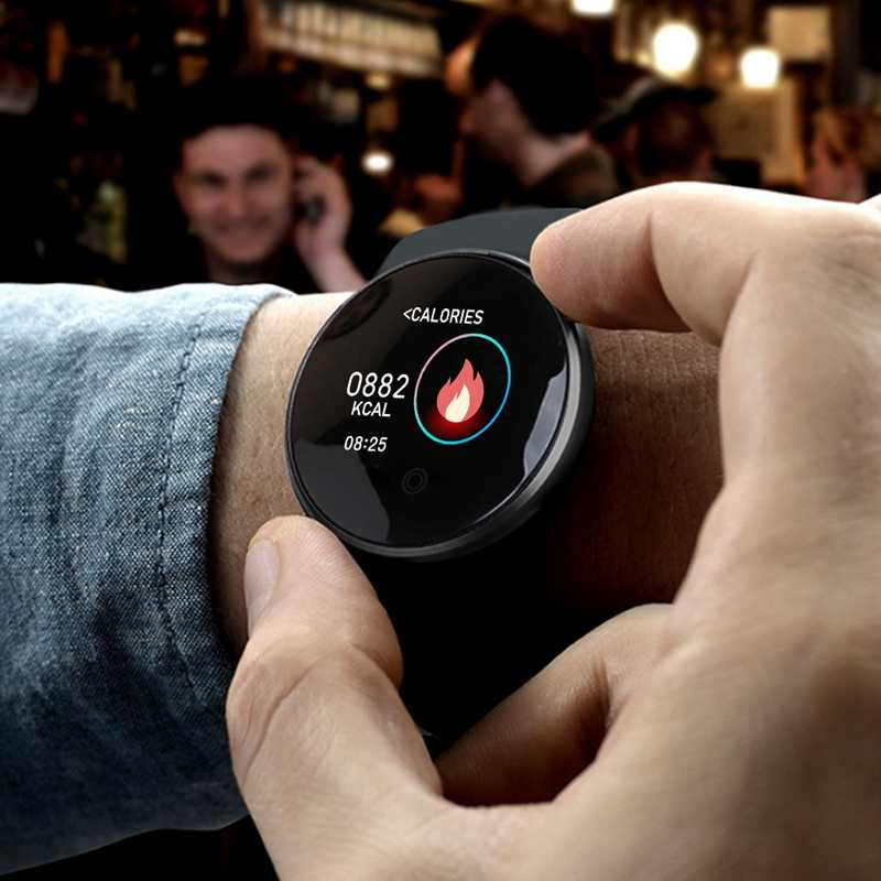 Sport Uhr Damen Herren Uhren Bluetooth Wasserdichte Schlaf Monitor Armbanduhr Für Huawei Xiaomi GPS Tracker fitness Reloj SKMEI