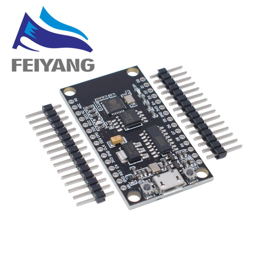 1 шт. NodeMCU V3 Lua WIFI модуль интеграции ESP8266 + дополнительная память 32M Flash, USB-serial CH340G