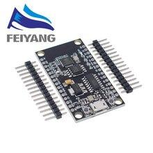 Модуль NodeMCU V3 Lua Wi Fi, 1 шт., встроенный модуль ESP8266 + Дополнительная память, флеш память 32 м, USB последовательный CH340G