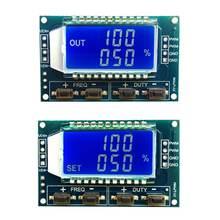 1 Гц 150 кГц модуль генератора сигналов Регулируемый ШИМ импульсный