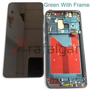 Image 5 - ترافالغار عرض لهواوي ماتي 20 LCD عرض تعمل باللمس محول الأرقام الشاشة مع الإطار استبدال لهواوي ماتي 20 عرض HMA L29
