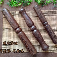 Ruler Taiji-Stick Wooden Kung-Fu Rod Wenge Health-Bars High-Quality