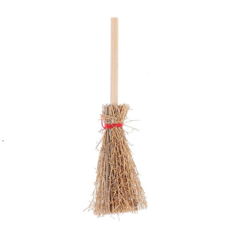 1/12 DIY מיניאטורות מתכת השקיה יכול משיכת עגלת ספייד מגרפה כלים לילדים בובות מיניאטורות אביזרי סט