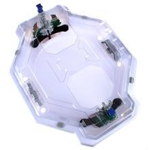 El nuevo juego de Beystadium Burst Stadium B 154 combina el giroscopio Bayblades Launcher Burst para competición por el disco de juguete de Arena superior