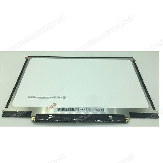 13.3 LCD תצוגת LED מסך LP133WX3 N133IGE L41 LTN133AT09 B133EW04 V.2 V.3 B133EW07 V.0 V.1 N133I6 עבור Macbook A1342 A1278
