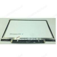 13.3 ''LCD Screen Display LED LP133WX3 N133IGE-L41 LTN133AT09 B133EW04 V.2 V.3 B133EW07 V.0 V.1 N133I6 para Macbook A1342 A1278