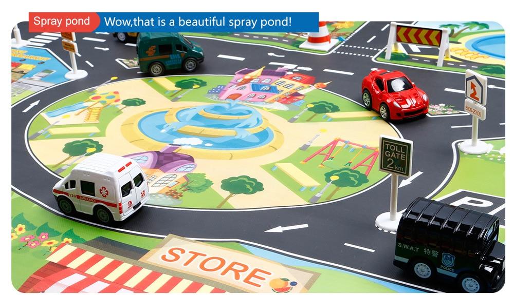 H065c4a095def4104bdfea3c18cbbf15aR Large City Traffic Car Park Mat Play Kids Rug Developing Baby Crawling Mat Play Game Mat Toys Children Mat Playmat Puzzles GYH