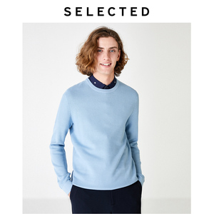 Image 2 - 選択秋プルオーバー服長袖メンズラウンドレジャーニットセーターシャツs