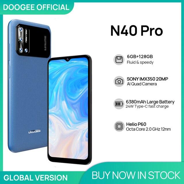 Смартфон DOOGEE N40 Pro, 6 + 128 ГБ 1