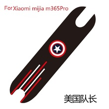 Newest DIY Scooter Pedal Footboard Sandpaper Sticker For XIAOMI Mijia M365 pro Electric Skateboard Anti-slip Protective Stickers