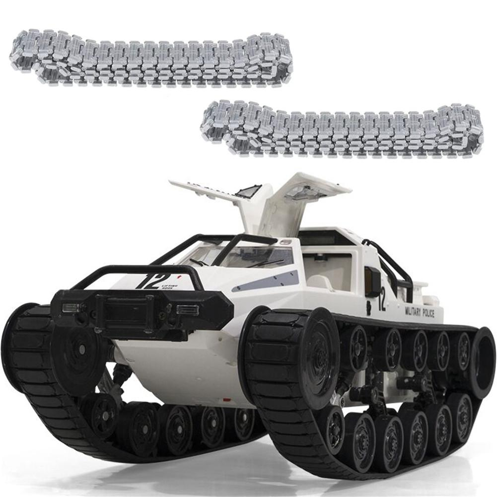 1203 World of RC Tank Car 2.4G 1:12 High Speed Full Control Vehicle Models 5M Wading Depth With Gull-wing Door Metal Crawler